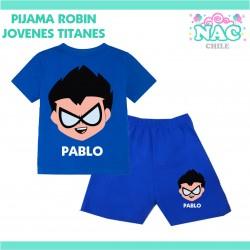Pijama Robin Jovenes...