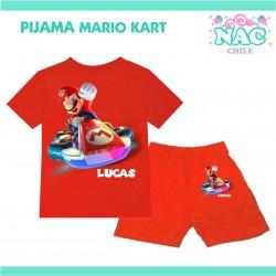 Pijama Mario Kart...