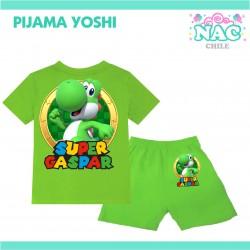 Pijama Yoshi Personalizado...