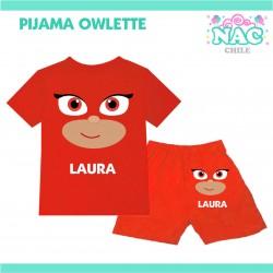 Pijama Owlette PJ Mask...