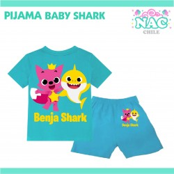 Pijama Baby Shark PinkFong...