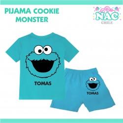 Pijama Cookie Monster...