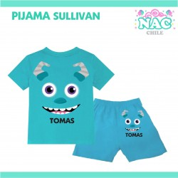 Pijama Sullivan Monster Inc...