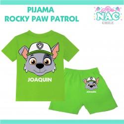 Pijama Rocky Paw Patrol...