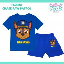 Pijama Chase Paw Patrol...
