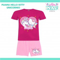 Pijama Hello Kitty...