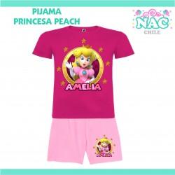 Pijama Princesa Peach...