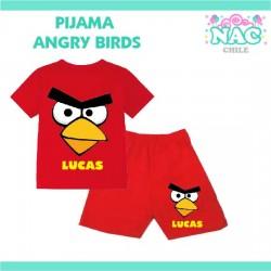 Pijama Angry Birds...