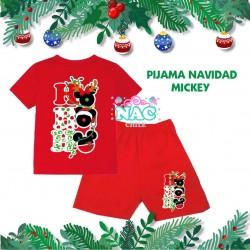 Pijama Ho Ho Ho Mickey...