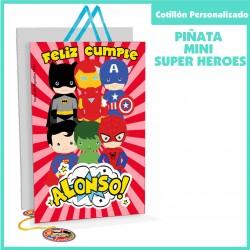 Piñata Cumpleaños Avengers...