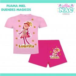 Pijama Miel Duendes Mágicos...