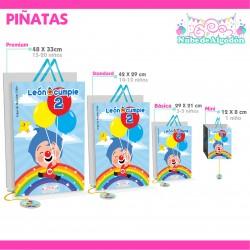 Tamaños de Piñatas