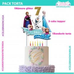 Set Decoración Torta...