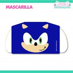 Mascarilla Sonic Niños...