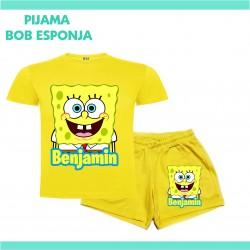 Pijama Bob Esponja...