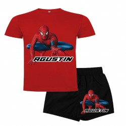 Pijama Spiderman Avengers...