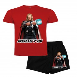 Pijama Thor Avengers...