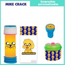 Pack Sorpresas MikeCrack...