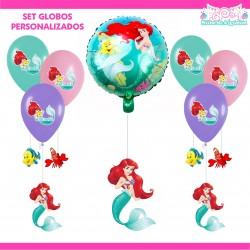 Set Globos Cumpleaños La...
