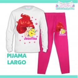Pijama La Sirenita Ariel...