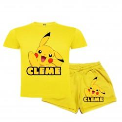 Pijama Pikachu Pokemon...