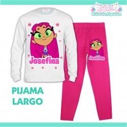 Pijama StarFire Jovenes...