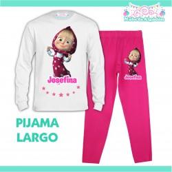 Pijama Masha y el Oso Largo...