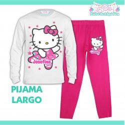 Pijama Hello Kitty Largo...