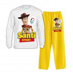 Pijama Woody Forky Toy...