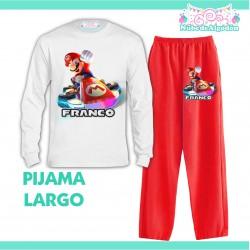 Pijama Mario Kart Largo...