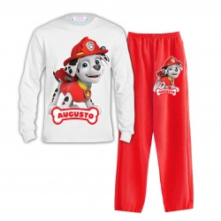 Pijama Marshall Paw Patrol...