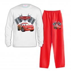 Pijama Cars Rayo Mcqueen...