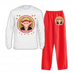 Pijama Colorito Duendes...