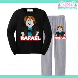 Pijama Roblox Niño Largo...