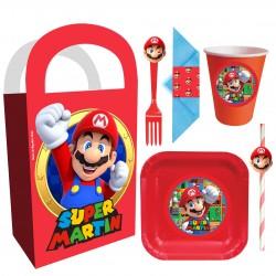 Cotillón Cumpleaños Mario...