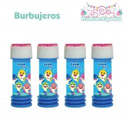 Burbujas Cumpleaños Baby...