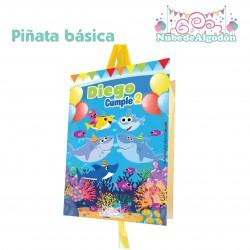 Piñata Cumpleaños Baby...
