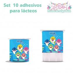 Set Adhesivos Lácteos...