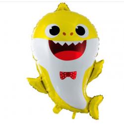 Globo Baby Shark Cumpleaños...
