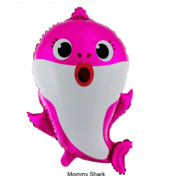 Globo Mommy Shark...