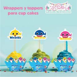 Cupcakes Wrappers...