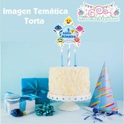 Cake Topper  Torta...