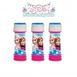 Frozen Burbujas Cumpleaños...