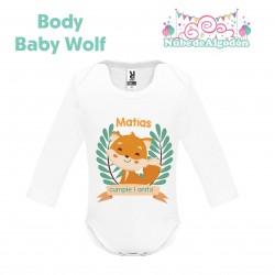Body Estampado Niño/a Baby...