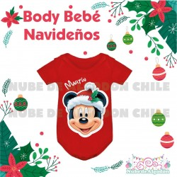 Body Estampado Mickey...