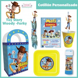 Toy Story Woody Y Forky...