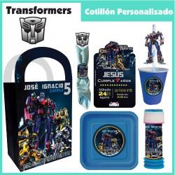 Optimus Prime Transformers...