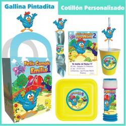 La Gallina Pintadita...