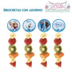 Frozen Brochetas con...
