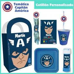 Capitán América Avengers...